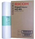 Master HQ40L (A3) caja c/2 rollos
